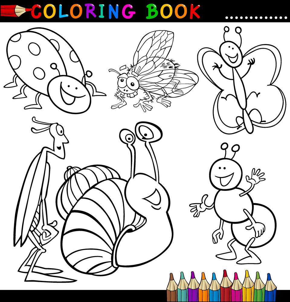Najlepsze Kolorowanki Dla 2 3 I 4 Latka Baby Center