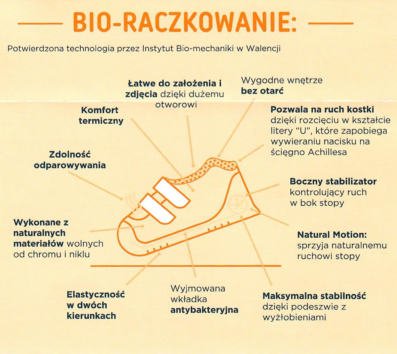 Sandały chłopięce Biomecanics 202136 szareczarne
